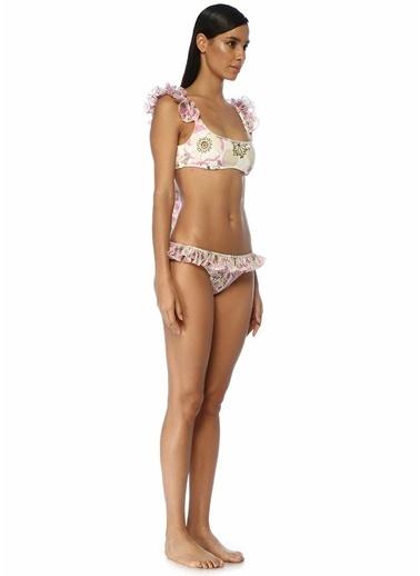 Zimmermann Bikini Pembe